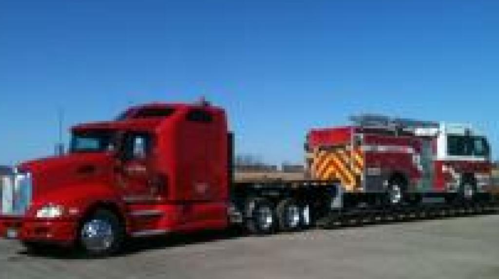 Da-Ran Inc. offers flatbed hauling in 48 states and parts of Canada